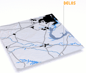 3d view of Delos