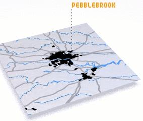 3d view of Pebblebrook