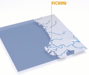 3d view of Pichimá