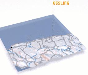 3d view of Essling