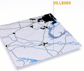 3d view of Villboro