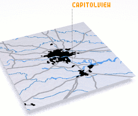 3d view of Capitol View