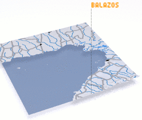 3d view of Balazos