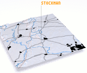 3d view of Stockman