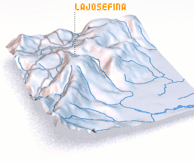 3d view of La Josefina