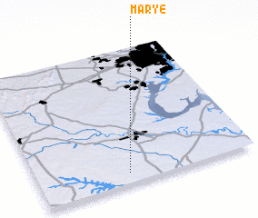 3d view of Marye