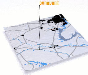 3d view of Dunavant