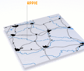 3d view of Appie