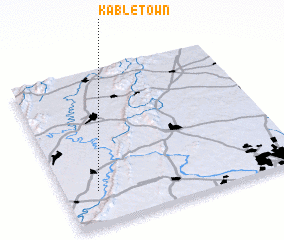 3d view of Kabletown