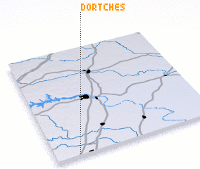 3d view of Dortches