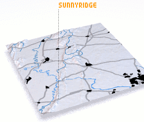3d view of Sunny Ridge