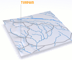 3d view of Tumpain