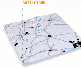 3d view of Battletown