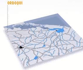 3d view of Ordoqui