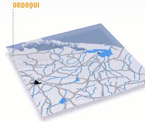 3d view of Ordoqui