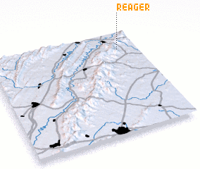3d view of Reager