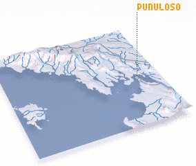 3d view of Punuloso