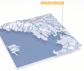 3d view of Mogocénega