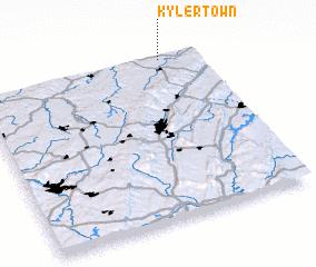 3d view of Kylertown