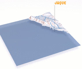 3d view of Jaqué