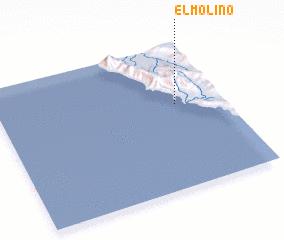 3d view of El Molino