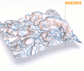 3d view of Huashno