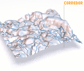 3d view of Corredor