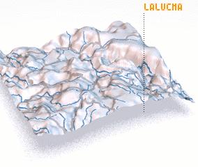3d view of La Lucma