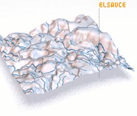 3d view of El Sauce