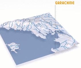 3d view of Garachiné