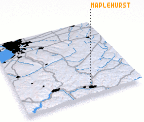 3d view of Maplehurst