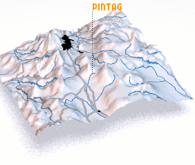 3d view of Pintag