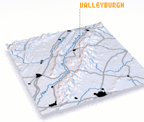3d view of Valleyburgh