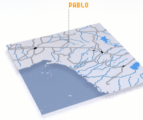 3d view of Pablo