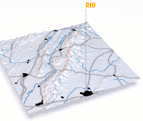 3d view of Rio
