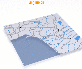 3d view of Jiquimal