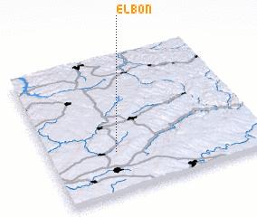 3d view of Elbon