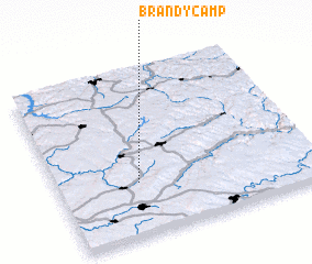 3d view of Brandy Camp