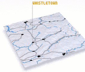 3d view of Whistletown