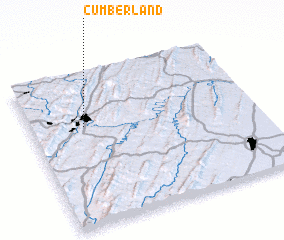 3d view of Cumberland
