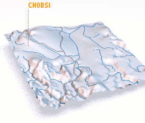 3d view of Chobsi