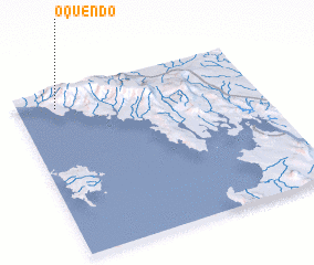 3d view of Oquendo
