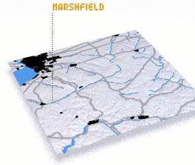 3d view of Marshfield