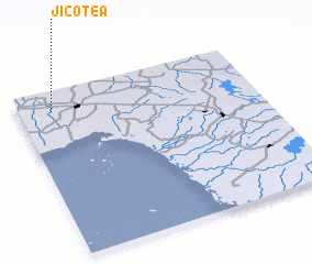 3d view of Jicotea