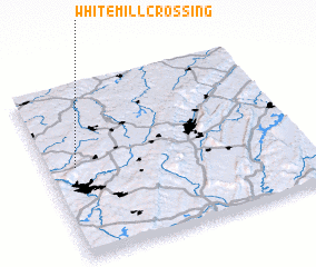 3d view of White Mill Crossing