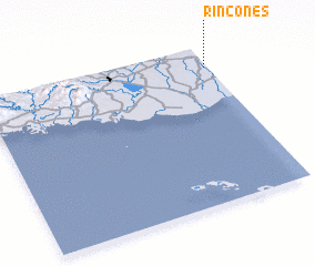 3d view of Rincones