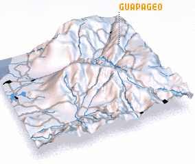 3d view of Guapageo