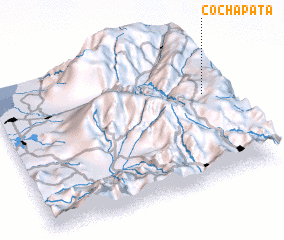 3d view of Cochapata