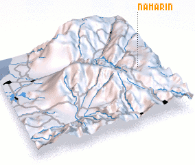 3d view of Ñamarín