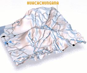 3d view of Huacachungana
